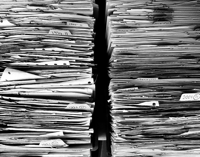 paperwork, border control